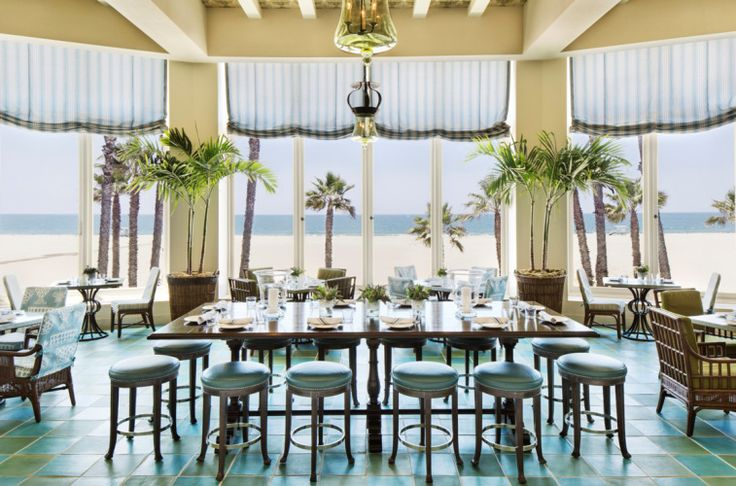 We love Terrazza at Casa del Mar, Santa Monica... Sisterly Love: Side By Side Chic Hotels On The Santa Monica Sand. Discover Santa Monica's best with our new feature here http://www.thechictravelclub.com/sisterly-love-side-by-side-chic-hotels-on-the-santa-monica-sand/ & JOIN US FREE at www.facebook.com/thechictravelclub