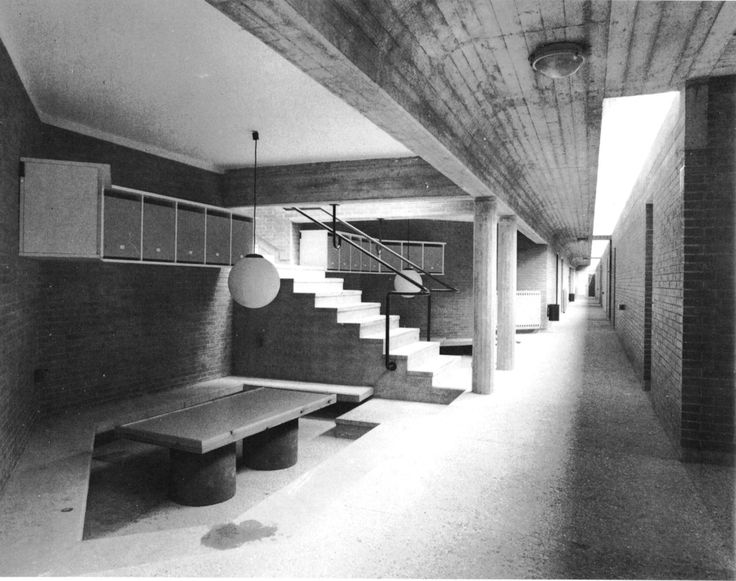 Collegio della Vela, Urbino, Italy (Giancarlo De Carlo, 1975-80)