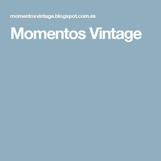 Momentos Vintage