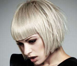 la frange My Style Coiffures cheveux courts, Cheveux