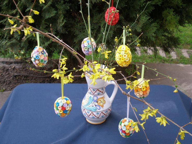 "egg ""tree"""
