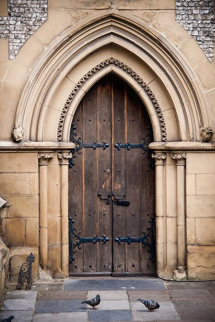 Southwark Cathedral - London, England