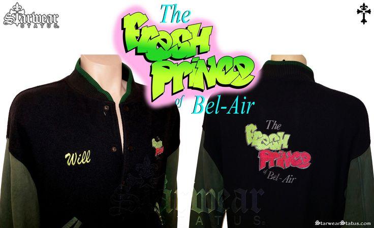 FRESH PRINCE OF BEL AIR TV Crew Jacket XL (Piece of TV Show History!!) | Starwear Status