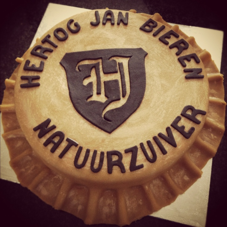Crown Cap Hertog Jan