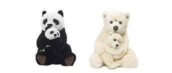 Resultado de imagen para imagenes de osos panda de peluche