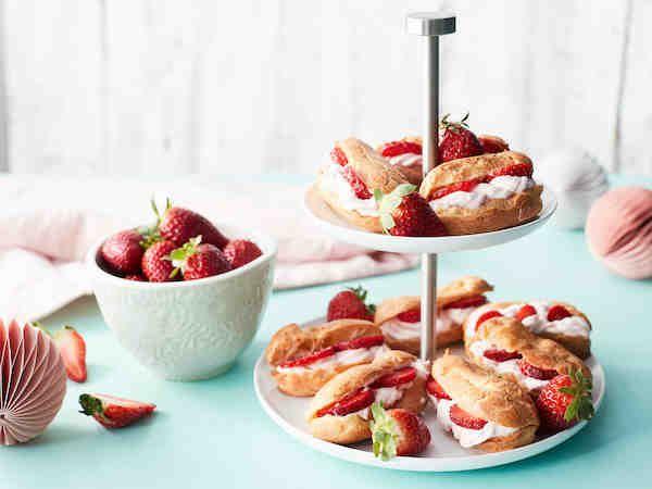 Sokerittomat Eclair-leivokset