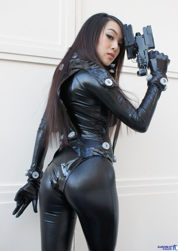 42 best gantz cosplay images on pinterest sci fi. Black Bedroom Furniture Sets. Home Design Ideas