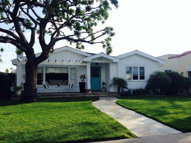 Ranch home front porch ideas