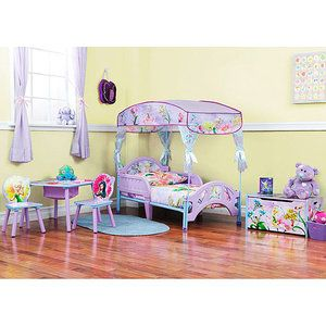 Tinker Bell Might Not Be A Princess, But Her Bedroom Furniture Is Cute  Enough For  Princess Bedroom Set