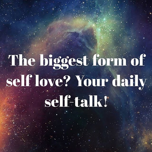 How do you talk to yourself? How do you talk about yourself? How do you see yourself? .  You know the most important conversations are happening in our minds. The most important conversations in life are the ones we have with ourselves. Period. .  Do you love and respect yourself enough to stay kind and gentle with yourself?  .  It is hard work. I know. But why would you hurt yourself with negative daily self talk? Don't do that! Please.  .  Love yourself. Respect yourself. Be kind to…
