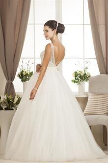Wedding Dress - ATTICA TYŁ - Relevance Bridal