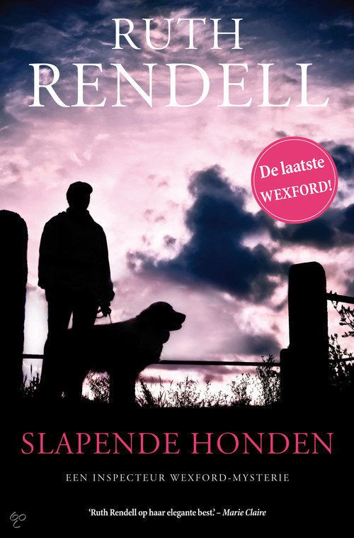 Slapende honden - Ruth Rendell - ISBN 9789022997390. Iedereen heeft iets weggestopt in een laatje van zijn ziel. Ook Inspecteur Wexford. In dit allerlaatste deel komt de eerste zaak van Wexford terug: een aantal onopgeloste moorden die wat Wexford betreft allemaal naar Eric Targo wijzen, maar waarvoor nooit bewijs werd gevonden. Targo heeft...GRATIS VERZENDING IN BELGIË - BESTELLEN BIJ TOPBOOKS VIA BOL COM OF VERDER LEZEN? DUBBELKLIK OP BOVENSTAANDE FOTO!