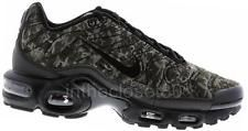 Nike Air Max Plus Quilted Tn Tuned 1 Black Camouflage Mens Trainers