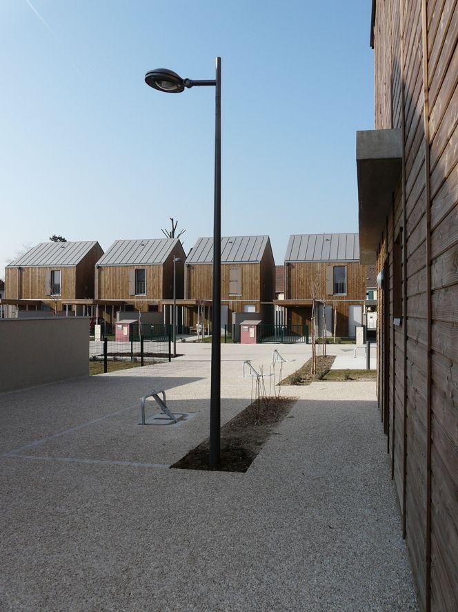Logements Frassati | Ekopolis | Pôle de ressources pour l'aménagement et la construction durables en Ile-de-France.