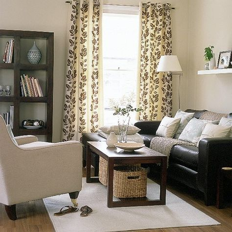 Best 25 dark brown couch ideas on pinterest brown - Black and brown living room furniture ...