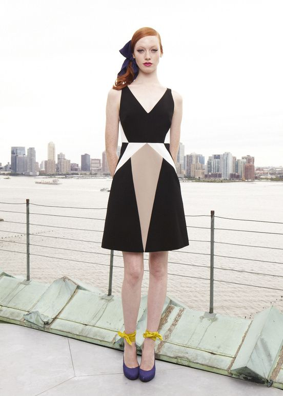 Mademoiselle Louise: Coup de coeur du jour: la Collection Cruise 2013 de  Paule Ka