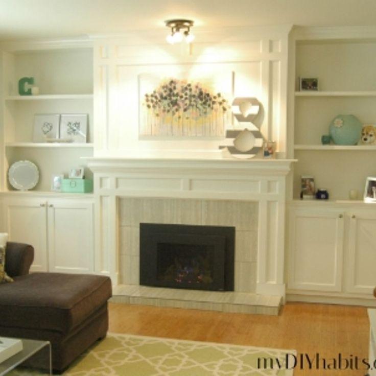 Best Fireplace Remodel Ideas On Pinterest Mantle Ideas