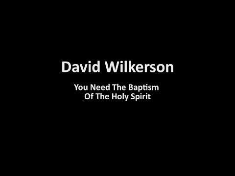 David wilkerson sermons audio