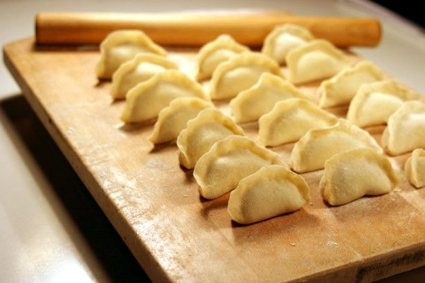 Make and share this T.g.i. Friday's Pot Stickers recipe from Food.com.