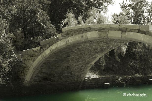 The Devil's Bridge in Torcello #venice
