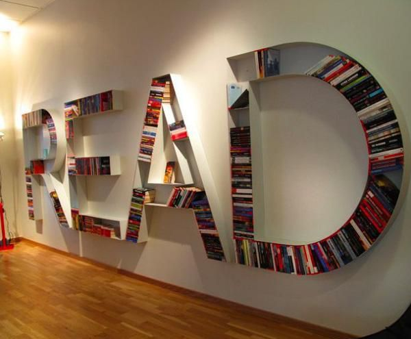 "The ""Read"" Bookshelf"