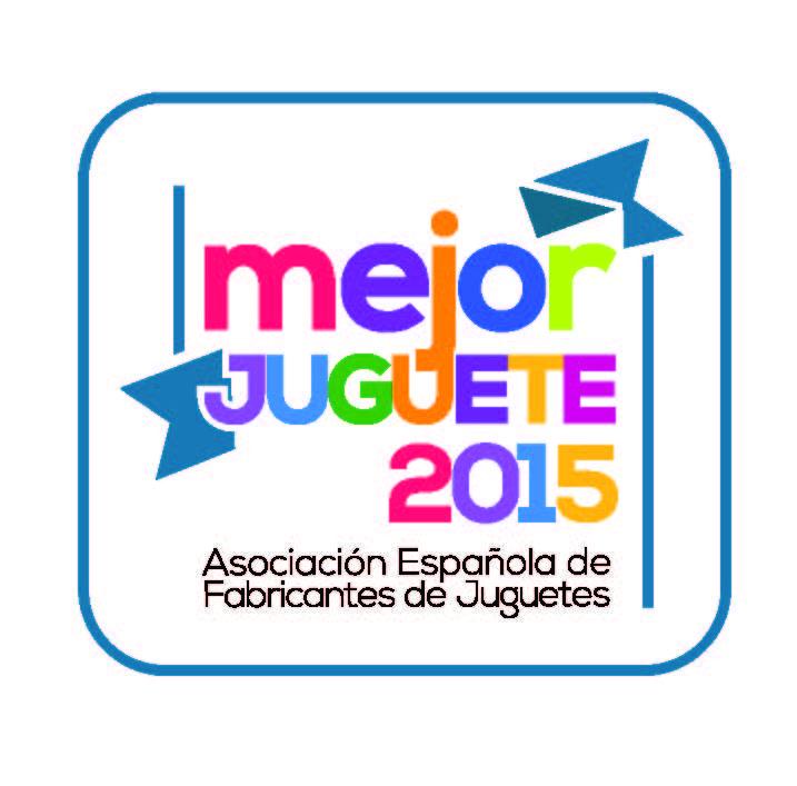"""Este año hemos sido galardonados con el premio """"Mejor juguete 2015 en la categoría imitación hogar y entorno y juguetes musicales"""""""