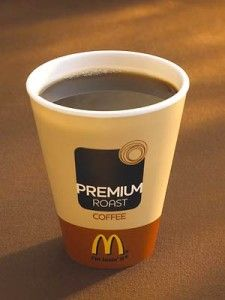 Free Small Premium Roast Coffee next week at McDonalds.  ---the week of Sept. 23-29, 2012.