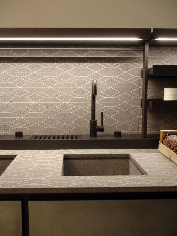#boffi #salinas #design Patricia Urquiola #kitchen #counter top by nerosicilia
