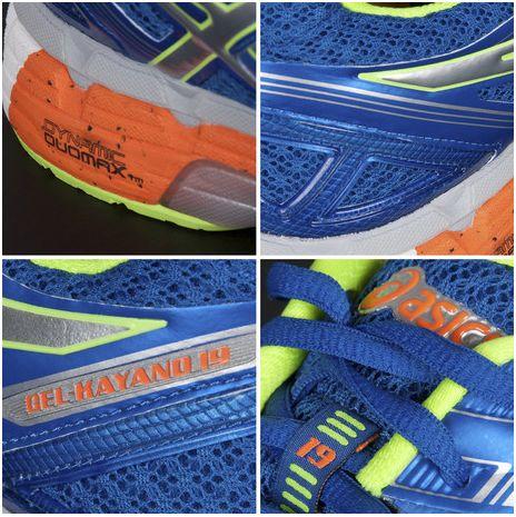 Asics Kayano 19 Running Shoe - Kitbag Social Hub /// http://blog.kitbag.com/asics-kayano-19-running-shoe/