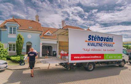 Stěhování bytu Praha, #stěhování @stehovanikval