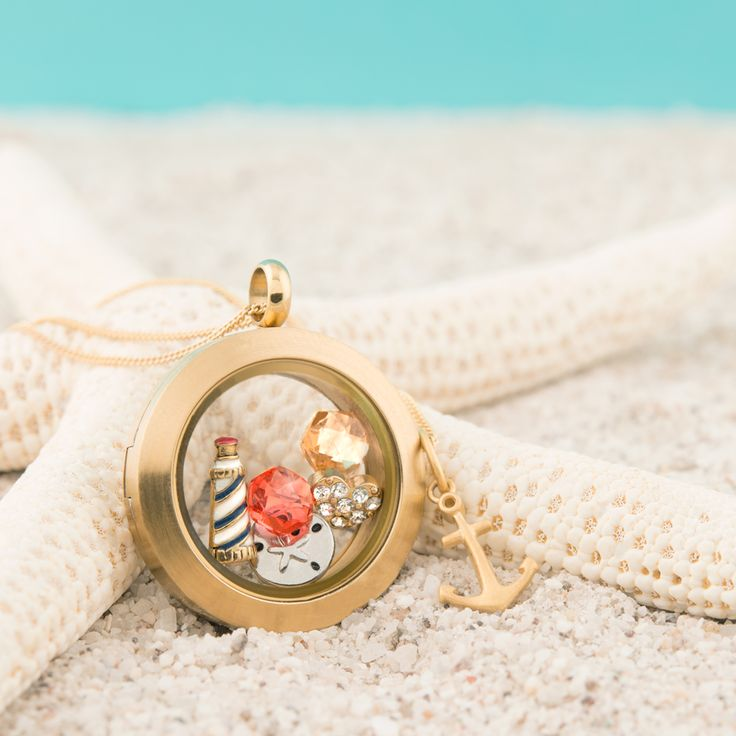 Wave goodbye to summer in style with the new Origami Owl fall collection!