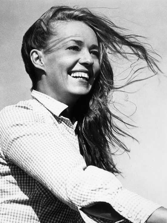 Jeanne Moreau en 1965 (Hulton Archive/Getty Images).