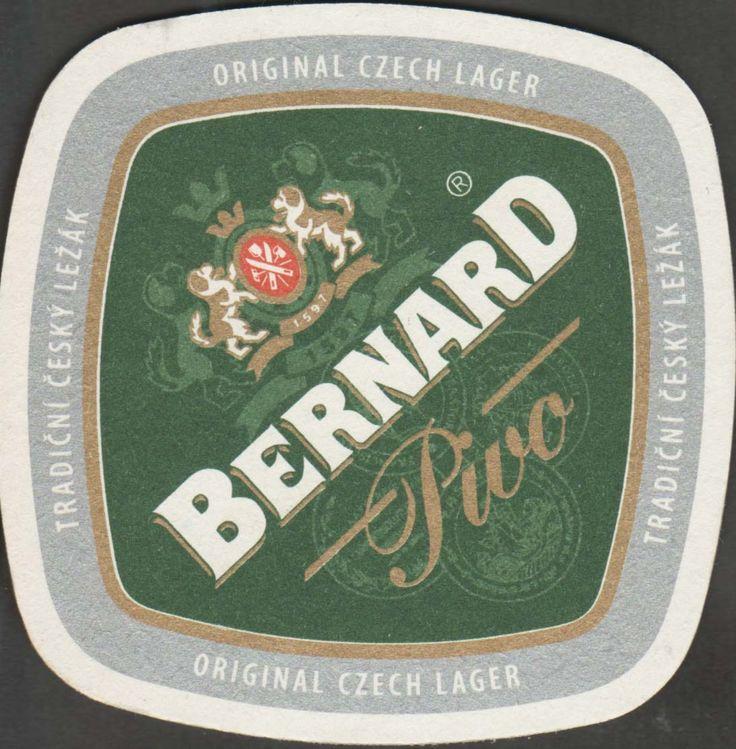 Beer coaster bernard-22