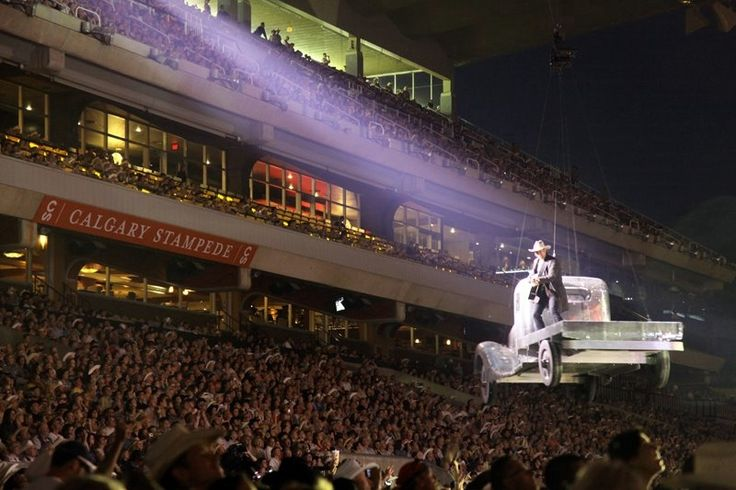 Paul Brandt - Grand Stand Show