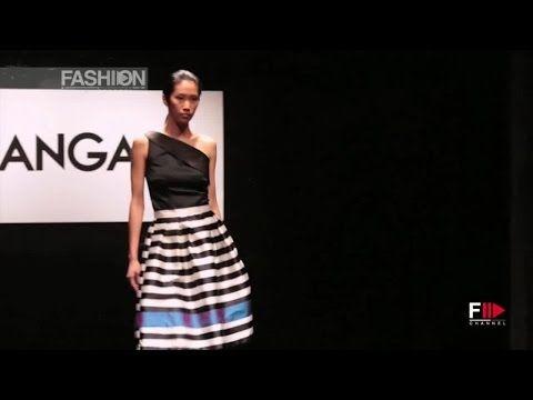 FEDERICO SANGALLI Spring Summer 2016 Full Show Milan by Fashion Channel