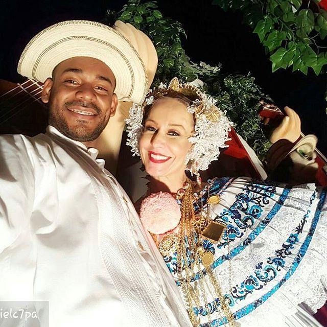 #Regram @danielc7pa junto con @kchalmersh -  #FelizMesDeLaPatria #Noviembre #orgullosamentepanameño