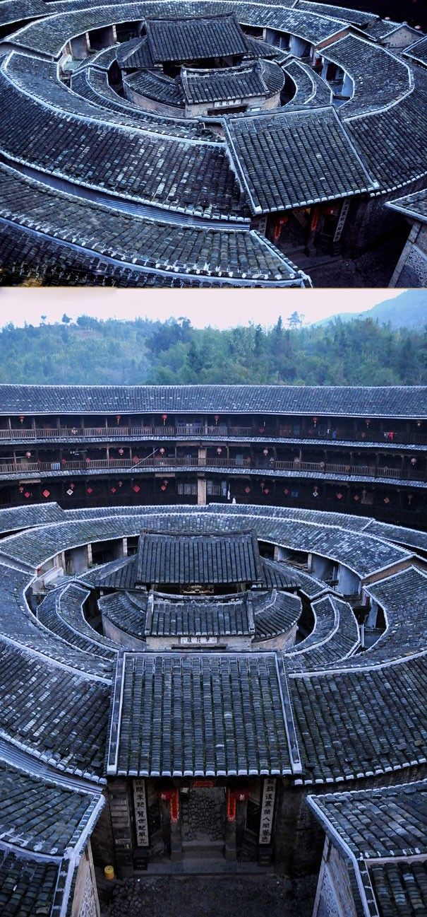 Yongding Earth House