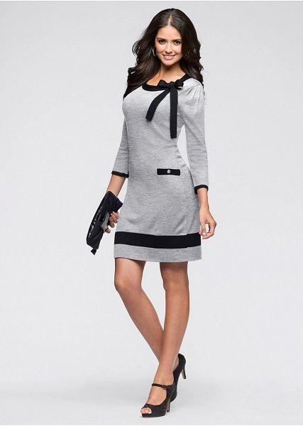 Pletené šaty Elegantné pletené šaty • 19.99 € • bonprix