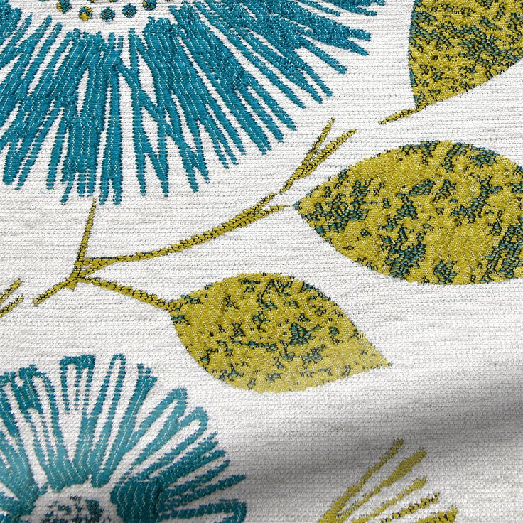Choices Melody Teal Roller Blind