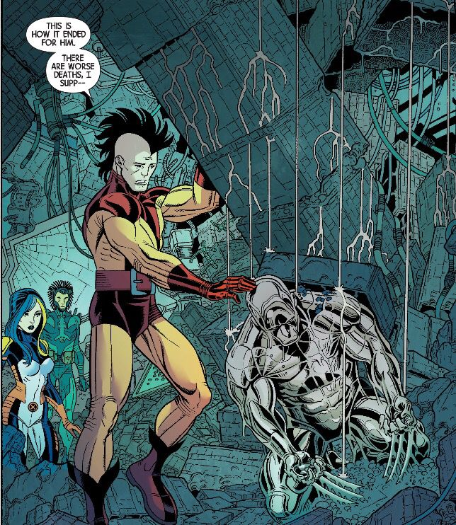Daken And X23  Its Not Me Its You