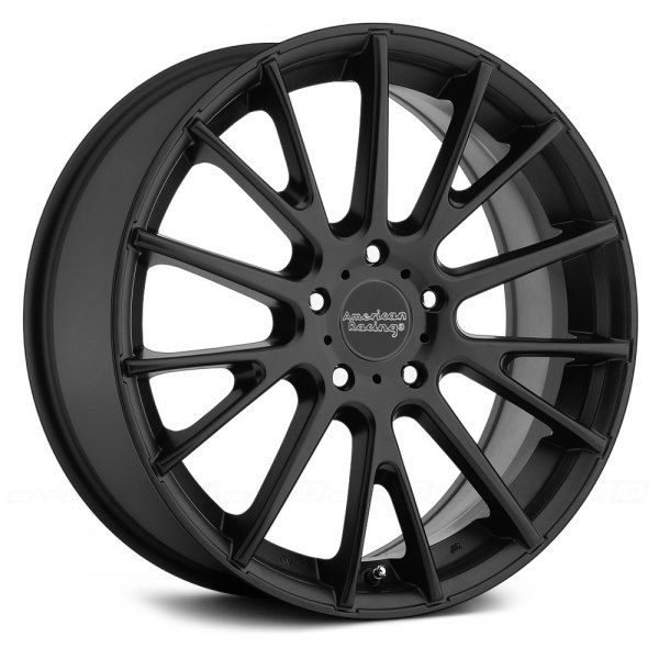 AMERICAN RACING® - AR904 Satin Black