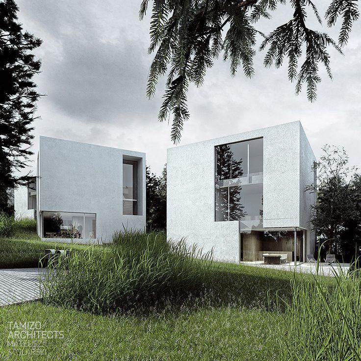 Exclusive housing estate in Tbilisi