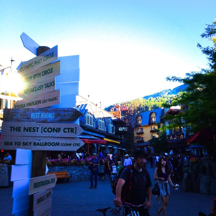 Beautiful days at Whistler. Wanderlust Festival - SOCIAL in the CITY style!    Official Social City Networking INC.. Photos. All rights reserved. Photographers: Sara Rose McKenna