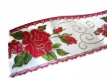 Wstążka w róże