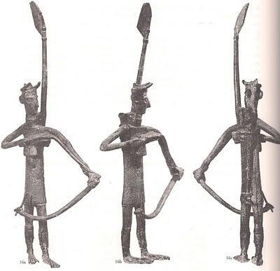 Sardegna - bronzetti