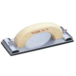 Wal-Board Tools 3-1/4 in. x 9-1/4 in. Tempered-Aluminum Base Plate Hand Sander 34-002 at The Home Depot - Mobile