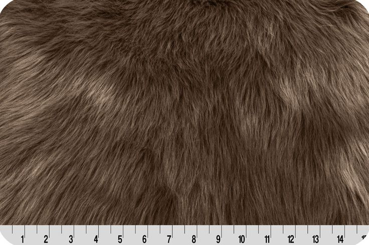 Monkey Shag Fur Brown | Faux Fur | Faux fur rug, Faux fur, Fur