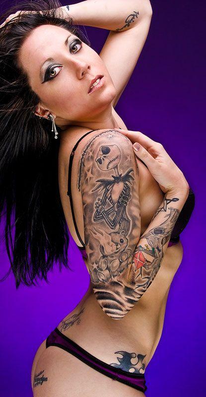 34 best Mejores Tatuajes en Mujeres images on Pinterest Best