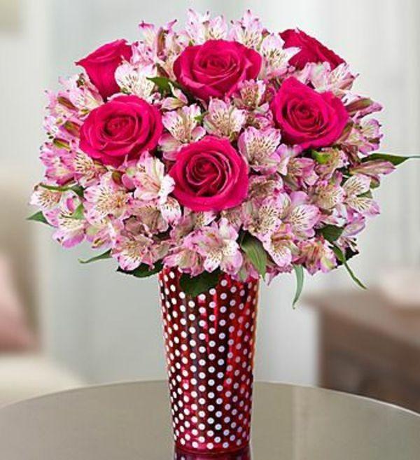 Verschicken Online Valentinstag Blumen Garten Blumen
