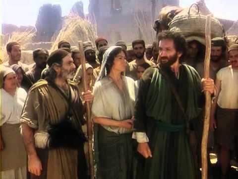 biblia bozes teljes film magyarul 1 resz - YouTube